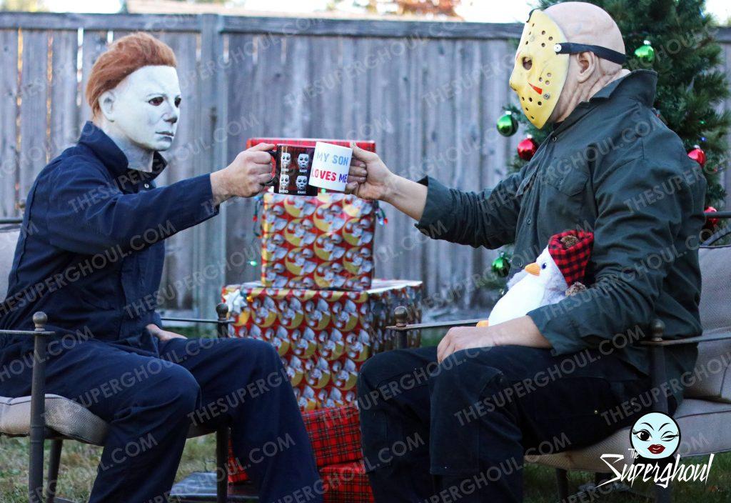 The Superghoul - Christmas Slashers