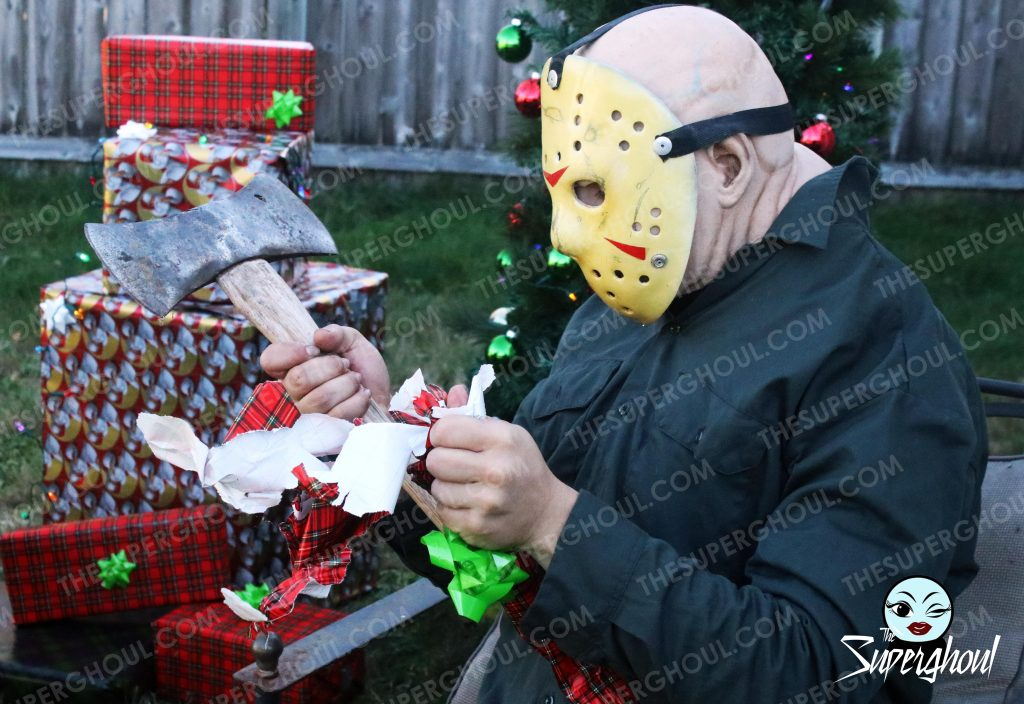 The Superghoul - Christmas Slashers