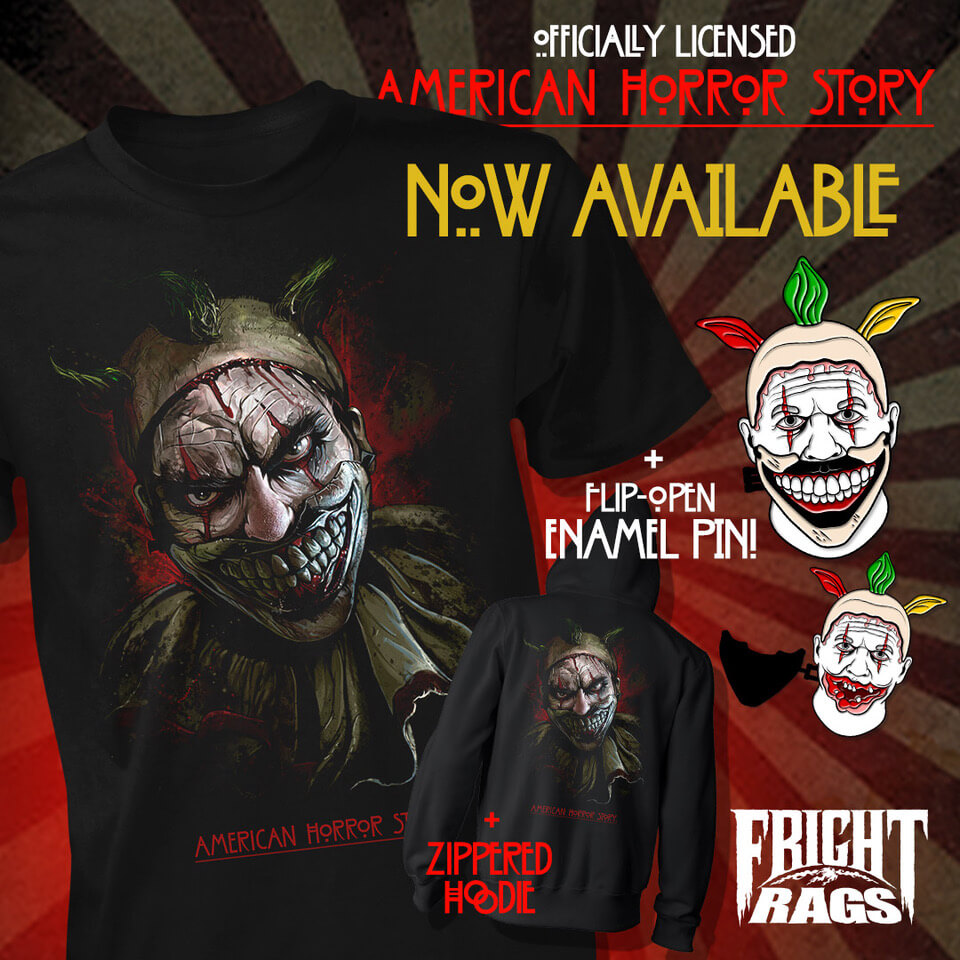 Fright-Rags American Horror Story Apparel